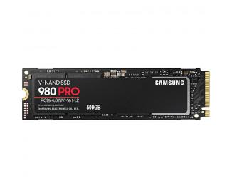 SSD накопитель 500Gb Samsung 980 PRO (MZ-V8P500BW)