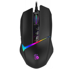 Мышь A4Tech Bloody W60 Max RGB USB Stone Black