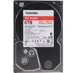 Жесткий диск 6 TB Toshiba P300 (HDWD260UZSVA)