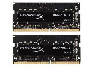 Память для ноутбука SO-DIMM DDR4 32 Gb (3200 MHz) (Kit 16 Gb x 2) Kingston HyperX Impact (HX432S20IB2K2/32)