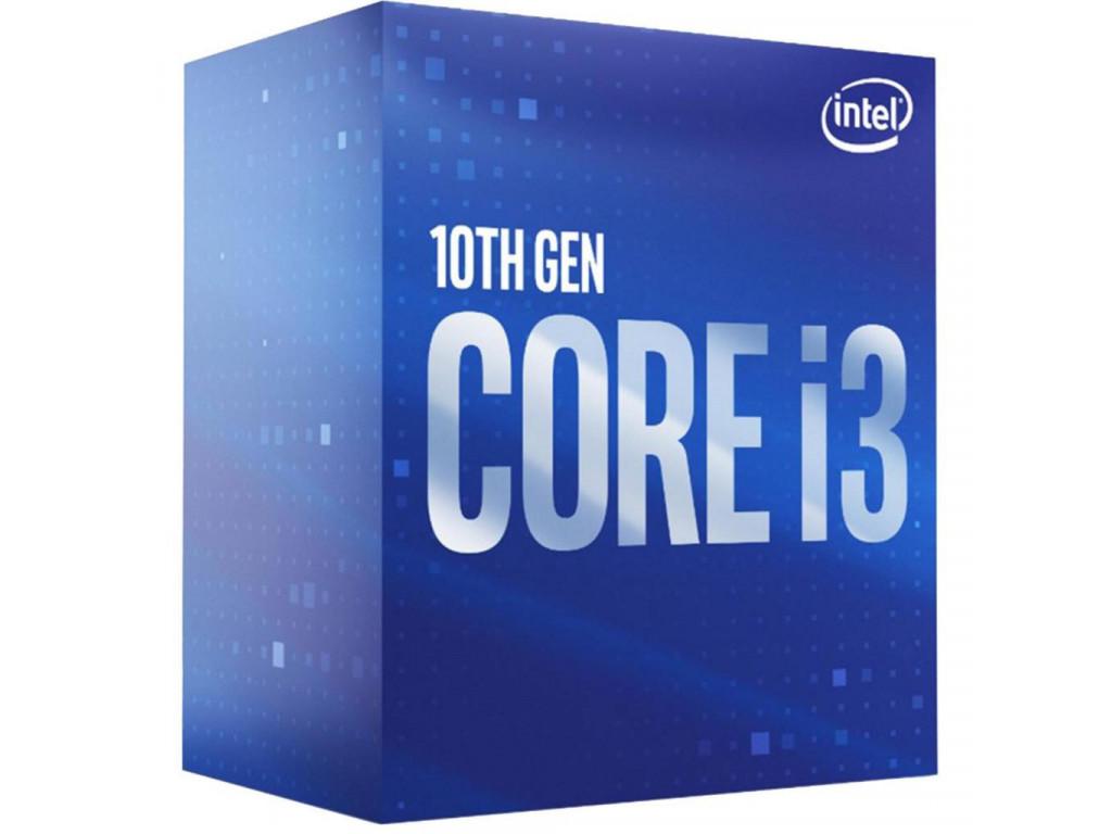 Процессор Intel Core i3-10100F Box (BX8070110100F)