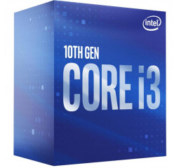 Процессор Intel Core i3-10100F Box (BX8070110100F)