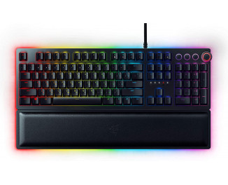 Клавиатура Razer Huntsman Elite (Linear Optical Switch) - US Layout (RZ03-01871000-R3M1)