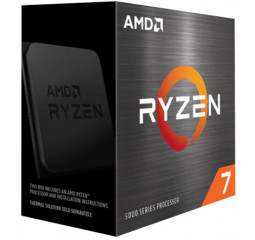 Процессор AMD Ryzen 7 5800X Box (100-100000063WOF)