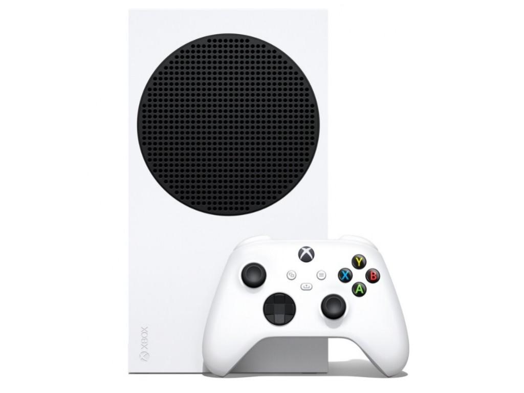 Приставка Microsoft Xbox Series S 512 GB White