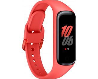 Фитнес-браслет Samsung Galaxy Fit2 Red (SM-R220NZRA)