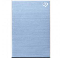 Внешний жесткий диск 4 TB Seagate One Touch Light Blue (STKC4000402)