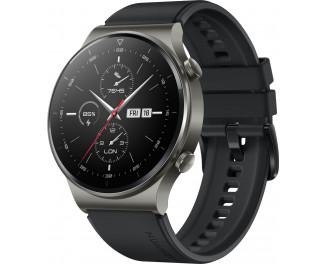 Смарт-часы HUAWEI Watch GT 2 Pro Night Black (Vidar-B19s)