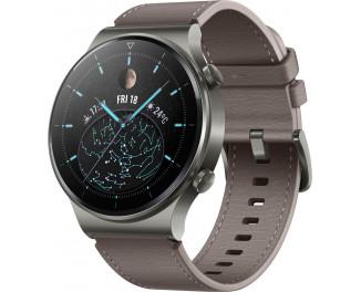 Смарт-часы HUAWEI Watch GT 2 Pro Nebula Gray (Vidar-B19V)
