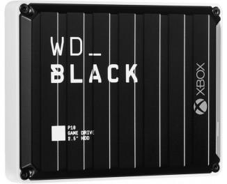 Внешний жесткий диск 3 TB WD P10 Game Drive for Xbox One Black (WDBA5G0030BBK-WESN)