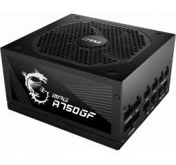 Блок питания 750W MSI (MPG A750GF)