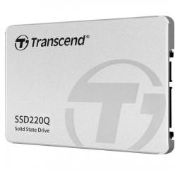 SSD накопитель 500Gb Transcend SSD220Q (TS500GSSD220Q)