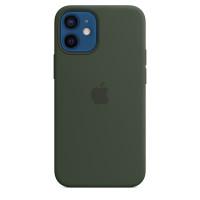 Чехол для Apple iPhone 12 mini  Apple Silicone Case with MagSafe Cyprus Green (MHKR3)