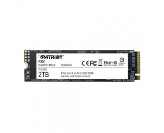 SSD накопитель 2 TB Patriot P300 (P300P2TBM28)
