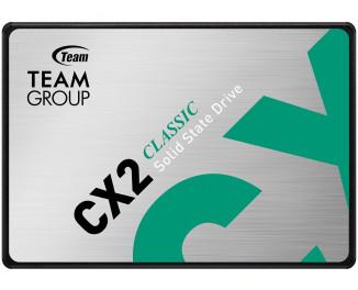 SSD накопитель 1 TB Team CX2 (T253X6001T0C101)