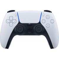 Геймпад беспроводной Sony PlayStation DualSense PS5 White (9399902)