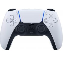 Геймпад беспроводной Sony PlayStation DualSense  для консоли PS5 White (9399902)