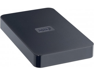 Внешний жесткий диск 500Gb WD Elements Portable (WDBAAR5000ABK-EESN)