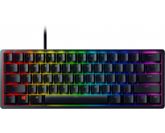Клавиатура Razer Huntsman Mini Purple Switch ENG Black (RZ03-03390100-R3M1) USB