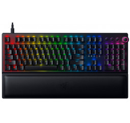 Клавиатура беспроводная Razer BlackWidow V3 PRO Razer Green Wireless (RZ03-03530800-R3R1)