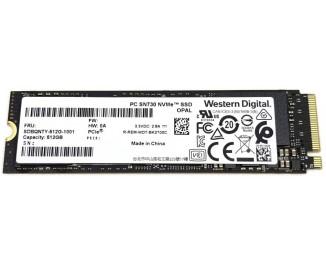SSD накопитель 512Gb WD SN730 (SDBQNTY-512G)