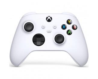 Геймпад беспроводной Microsoft Xbox Series X | S Wireless Controller Robot White (QAS-00002)