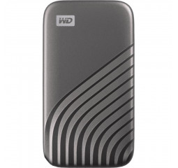 Внешний SSD накопитель 1 TB WD My Passport (WDBAGF0010BGY-WESN)
