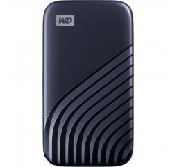 Внешний SSD накопитель 2 TB WD My Passport (WDBAGF0020BBL-WESN)