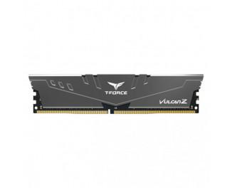 Оперативная память DDR4 16 Gb (3200 MHz) Team T-Force Vulcan Z Gray (TLZGD416G3200HC16F01)