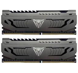 Оперативная память DDR4 8 Gb (3200 MHz) (Kit 4 Gb x 2) Patriot Viper Steel Gray (PVS48G320C6K)