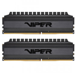 Оперативная память DDR4 64 Gb (3200 MHz) (Kit 32 Gb x 2) Patriot Viper Blackout (PVB464G320C6K)