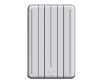 Внешний SSD накопитель 1 TB Silicon Power Bolt B75 Silver (SP010TBPSDB75SCS)