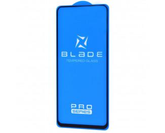 Защитное стекло для Samsung Galaxy M31s  BLADE PRO Series Full Glue Black