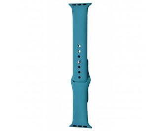 Силиконовый ремешок для Apple Watch 42/44 mm Sport Band 3pcs Cactus