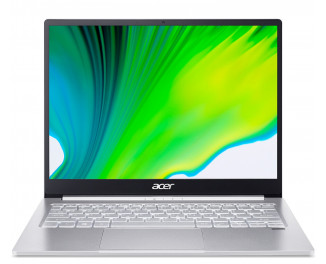 Ноутбук Acer Swift 3 SF313-53 (NX.A4KEU.008) Sparkly Silver