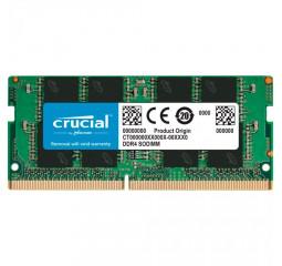 Память для ноутбука SO-DIMM DDR4 8 Gb (3200 MHz) Crucial (CT8G4SFRA32A)