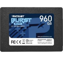 SSD накопитель 960Gb Patriot Burst Elite (PBE960GS25SSDR)