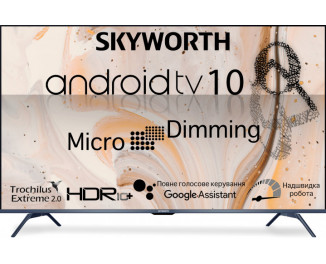 Телевизор Skyworth 50G3A AI