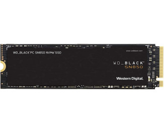 SSD накопитель 500Gb WD Black SN850 (WDS500G1X0E)