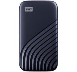 Внешний SSD накопитель 1 TB WD My Passport Midnight Blue (WDBAGF0010BBL-WESN)