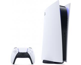 Приставка Sony PlayStation 5 Digital Edition 825 Gb White (CFI-1015B)