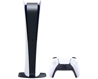 Приставка Sony PlayStation 5 Digital Edition 825 Gb White (CFI-1015B, CFI-1016B, Europe)