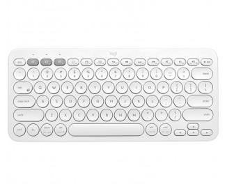 Клавиатура беспроводная Logitech K380 Multi-Device Bluetooth White USB (920-009589)