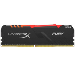 Оперативная память DDR4 16 Gb (3466 MHz) Kingston HyperX Fury RGB (HX434C17FB4A/16)
