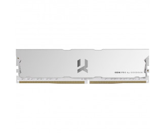 Оперативная память DDR4 16 Gb (3600 MHz) GOODRAM IRDM PRO Hollow White (IRP-W3600D4V64L17/16G)