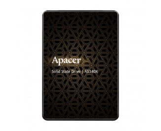 SSD накопитель 480Gb Apacer AS340X (AP480GAS340XC-1)
