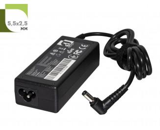 Универсальный блок питания для ноутбука 1StCharger 12V 60W(12V/5A) 5.5x2.5 (AC1ST12V60WA)