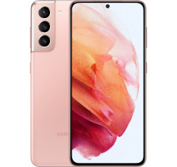 Смартфон Samsung Galaxy S21 8/256GB Phantom Pink (SM-G991BZIGSEK)