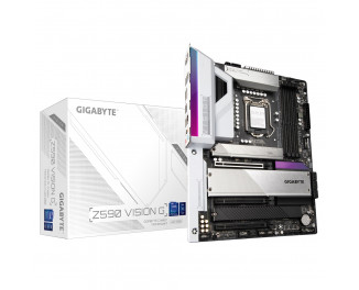 Материнская плата Gigabyte Z590 VISION G (rev. 1.0)