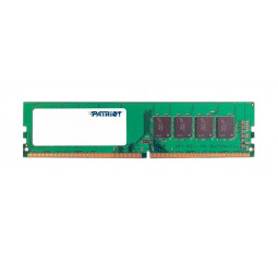 Оперативная память DDR4 4 Gb (2400 MHz) Patriot (PSD44G240081)
